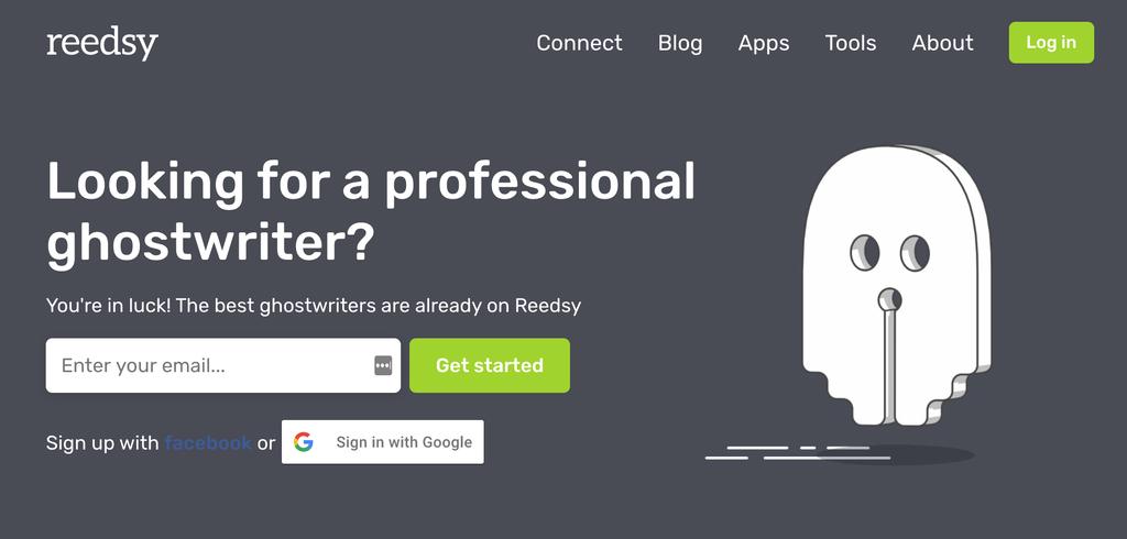 Reedsy, a Freelance Writer's Job Portal